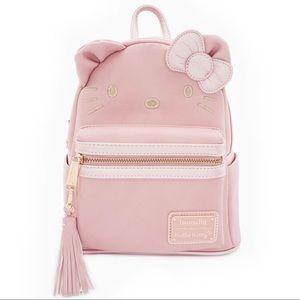 Hello Kitty Rosy Mini Backpack x Loungefly